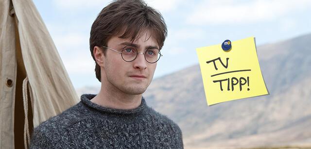 Daniel Radcliffe in Harry Potter und die Heiligtümer des Todes 1