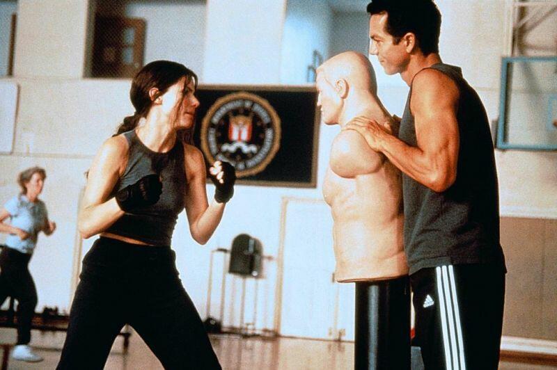 Miss Undercover mit Sandra Bullock und Benjamin Bratt