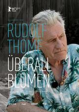 Rudolf Thome - Überall Blumen - Poster