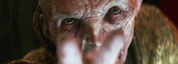 Snoke in Star Wars 8: Die letzten Jedi