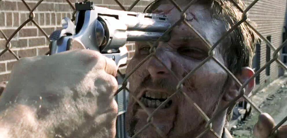 Die Zombie-Serie The Walking Dead