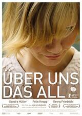 Über uns das All - Poster
