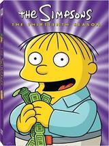 Die Simpsons - Staffel 13 - Poster
