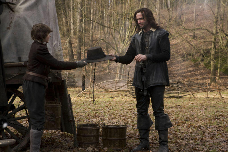 Solomon Kane mit James Purefoy