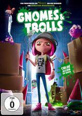 Gnomes & Trolls - Poster