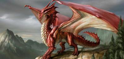 Chromatischer Drache aus Dungeons & Dragons