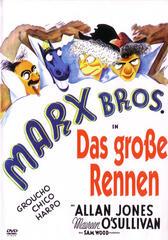 Die Marx Brothers: Ein Tag beim Rennen