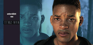 Bild zu:  Will Smith in Gemini Man