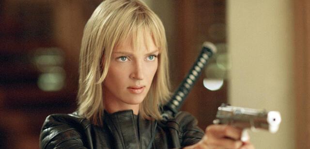 Uma Thurman in Kill Bill 2