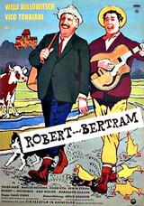 Robert und Bertram - Poster