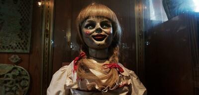 Die schaurige Puppe Annabelle