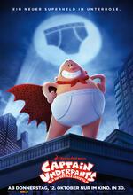 Captain Underpants Poster