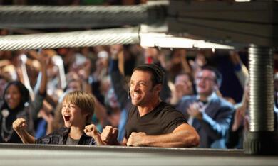 Real Steel - Stahlharte Gegner mit Hugh Jackman und Dakota Goyo - Bild 8