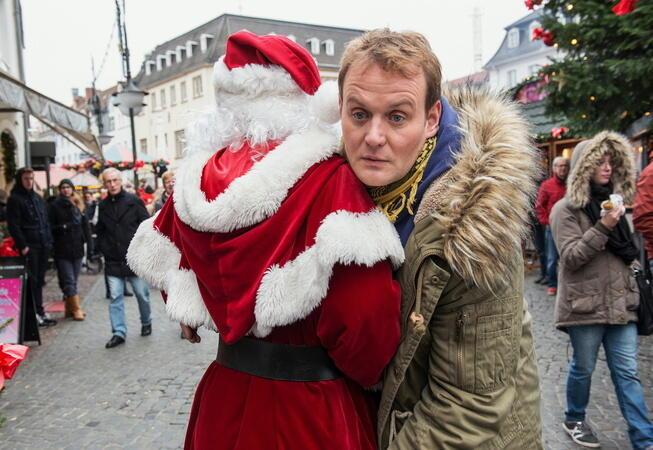 Tatort Weihnachtsgeld