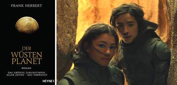 Dune: Buch und Verfilmung 2021
