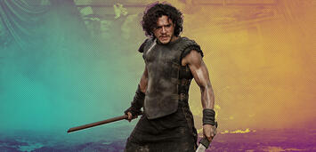 Bild zu:  Kit Harington in Pompeii