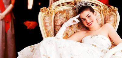 Anne Hathaway in Plötzlich Prinzessin