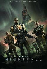 Halo: Nightfall - Poster