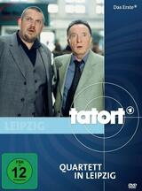 Tatort: Quartett in Leipzig - Poster