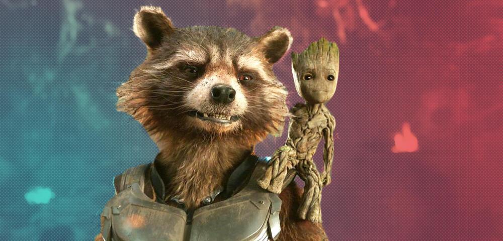 Unfassbar trauriges Avengers 4-Detail: Rocket trauert um seinen Guardians-Buddy