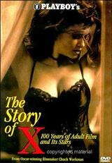 Playboy: The Story of X - Poster