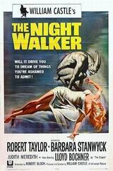 Er kam nur nachts - Poster