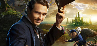 James Franco in Oz