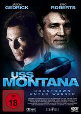 USS Montana - Countdown unter Wasser - Poster