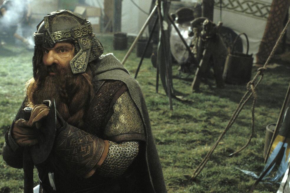 Der Herr der Ringe: Die Rückkehr des Königs mit John Rhys-Davies