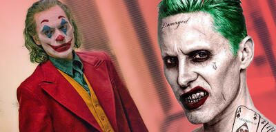 Joker: Joaquin Phoenix und Jared Leto
