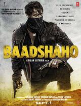 Baadshaho - Poster