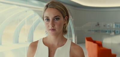 Shailene Woodley als Tris