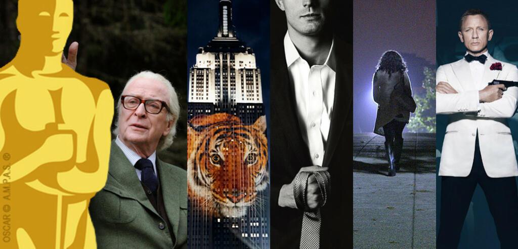 Die Oscar-Kandidaten für den Besten Filmsong