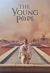 Der junge Papst - Poster
