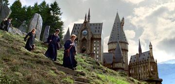 Harry Potter und der Gefangene von Askaban: Hogwarts aus neuen Perspektiven