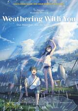 Weathering With You - Poster