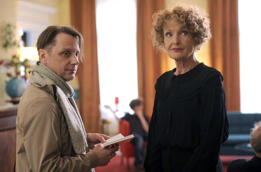 Hotel Heidelberg: ... Vater sein dagegen sehr mit Kathrin Ackermann und Torsten Eikmeier