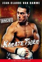 Karate Tiger Poster