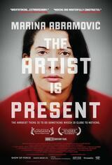 Marina Abramovic: The Artist Is Present - Poster
