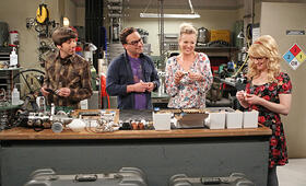 The Big Bang Theory Staffel 9 mit Johnny Galecki und Melissa Rauch - Bild 5