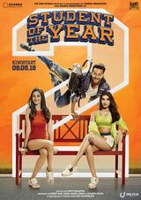 Student of the Year 2 - Poster