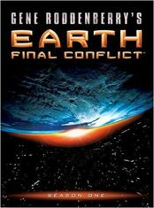 Earth: Final Conflict - Poster