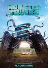 Monster Trucks - Poster