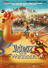 Asterix und die Wikinger - Poster