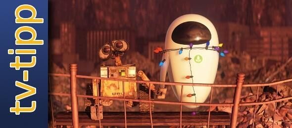 Wall-E und Eva - eine Romanze der besonderen Art
