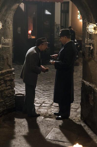 Kommissar Maigret: Die Tänzerin und die Gräfin mit Rowan Atkinson
