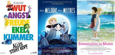 Top 10 der besten Animationsfilme 2015