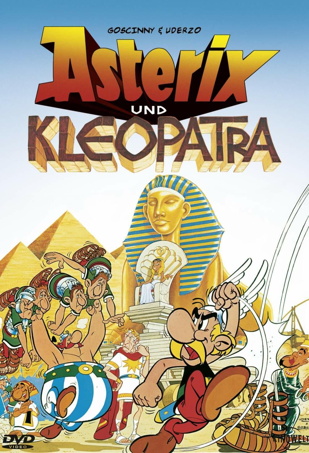 Kleopatra Asterix