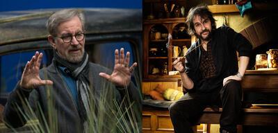 Steven Spielberg und Peter Jackson