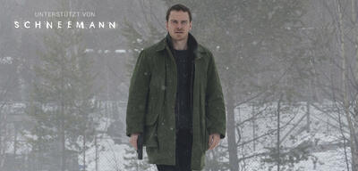 Michael Fassbender spielt Harry Hole in Schneemann